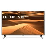 TV LG 49Inch 4K Ultra HD Smart TV Wi-Fi Zwart_