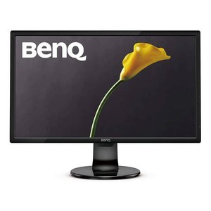 "Benq GL2460BH computer monitor 61 cm (24"") Full HD LED Flat Glans Zwart"