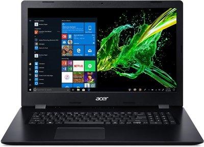 Acer Asp. 3 17.3 / i3-8130U / 8GB / 256GB NVME / DVD / W10H